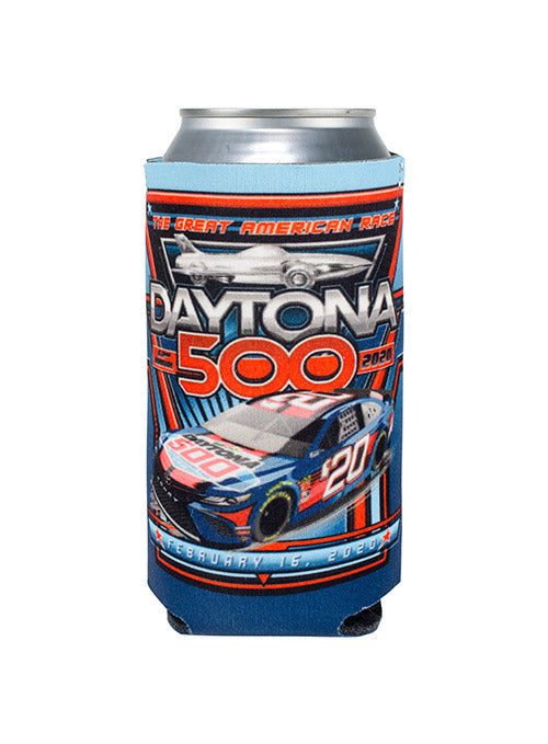 2020 DAYTONA 500 16oz. Can Cooler