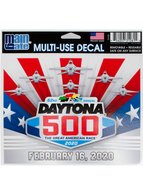 2020 DAYTONA 500 Flyover Decal