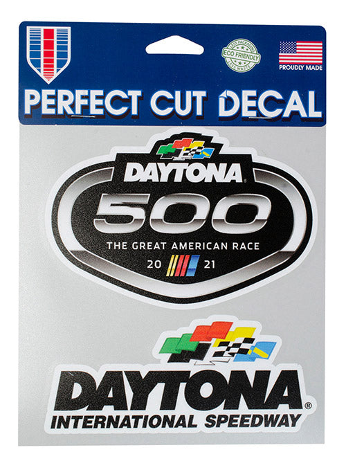 2021 DAYTONA 500 2-Pack Decal