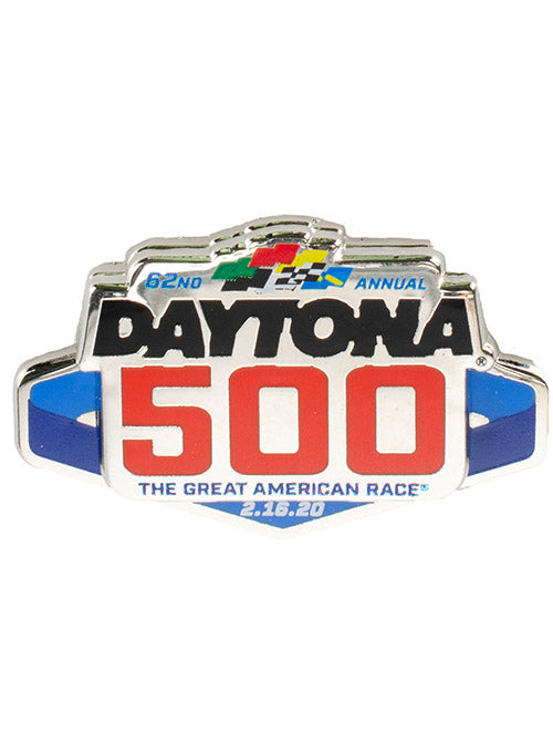 Daytona 500 Entry List 2020.2020 Daytona 500 Layered Hatpin Pit Shop Official Gear
