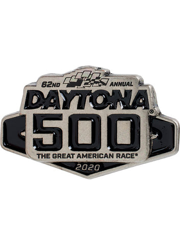 Daytona International Speedway Layered Track Hatpin