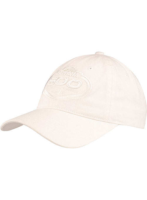 Ladies 2021 DAYTONA 500 White Hat