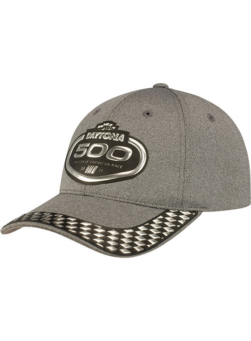 Ladies 2021 DAYTONA 500 Checkered Jersey Hat
