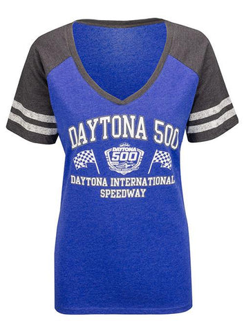 2019 DAYTONA 500 Collegiate T-Shirt