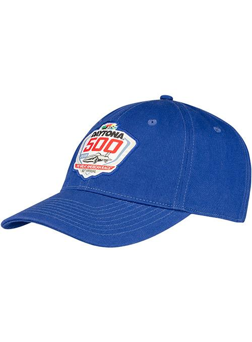 2019 Daytona 500 Navy Logo Hat