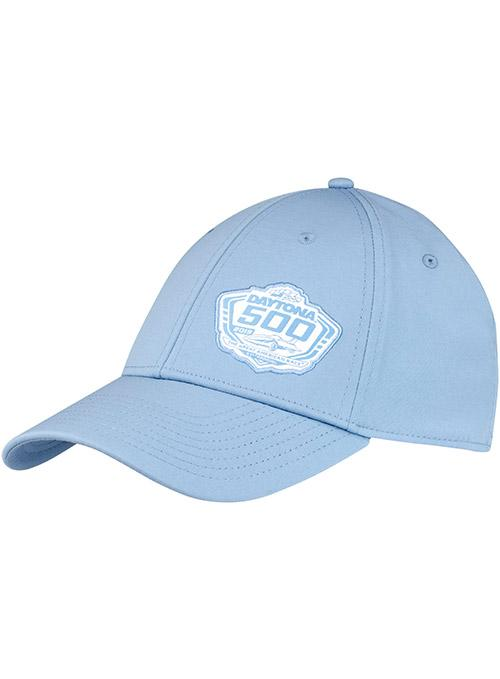 2019 Daytona 500 Flex-fit Light Blue Hat