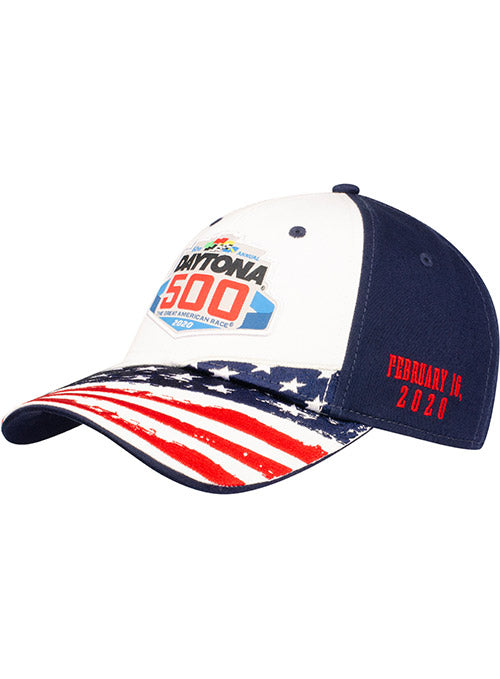 2020 DAYTONA 500 American Flag Hat