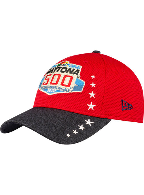 New Era 2020 DAYTONA 500 Shadow Tech 39THIRTY Flex Hat