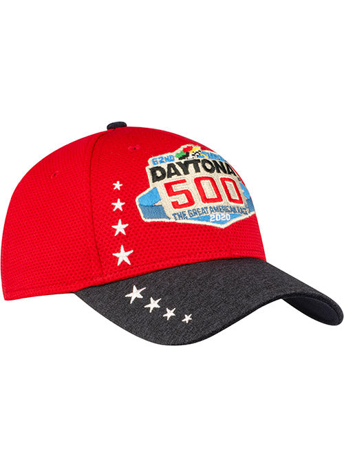 New Era 2020 DAYTONA 500 Shadow Tech 9FORTY Adjustable Hat