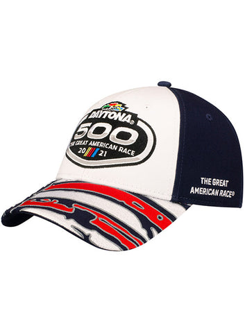 2021 DAYTONA 500 Checkered Hat