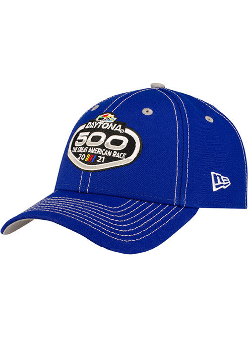 2021 DAYTONA 500 Blue New Era Hat