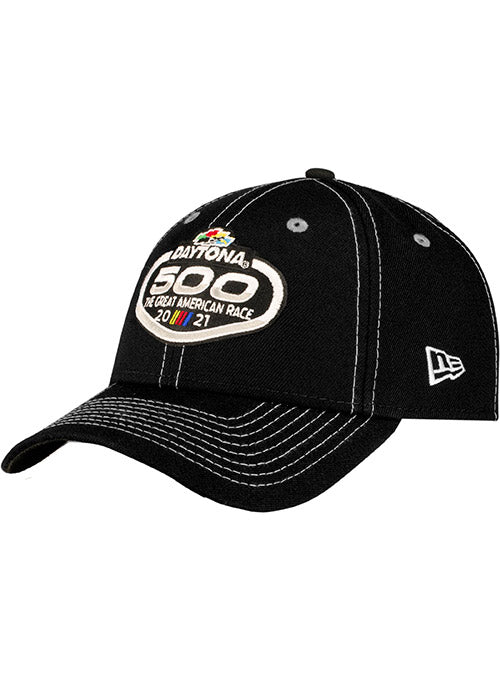2021 DAYTONA 500 Black New Era Hat