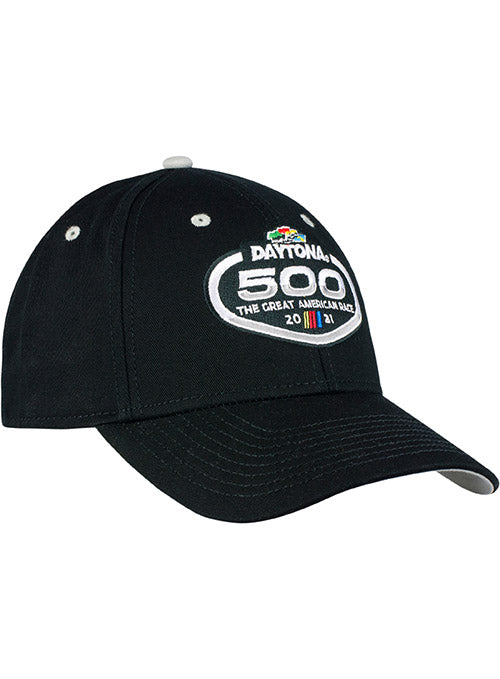 2021 DAYTONA 500 Black Performance Cap