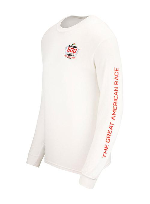 2019 DAYTONA 500 Long Sleeve Logo T-Shirt