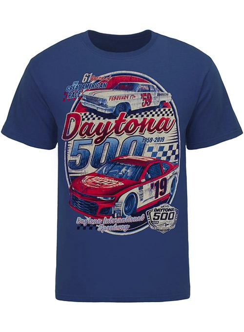 2019 Daytona 500 Past Champions T-Shirt