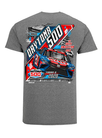Kansas Speedway Full Sublimation Pocket T-Shirt