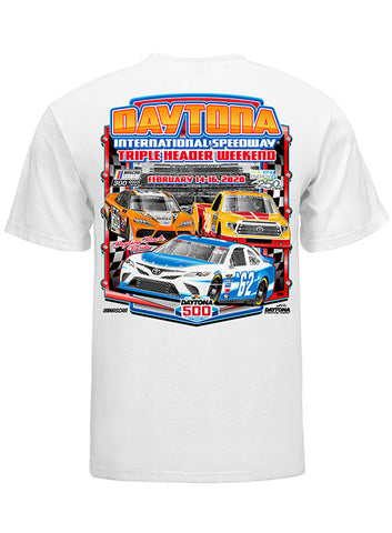2019 Kyle Busch M&M's NASCAR MENCS Champion T-Shirt
