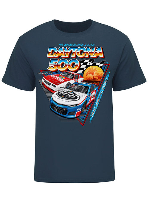 2021 DAYTONA 500 Past Champion T-Shirt