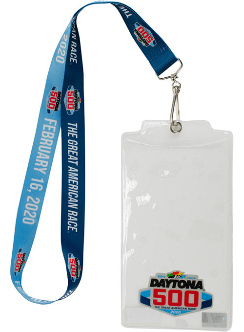 2020 DAYTONA 500 Credential Holder