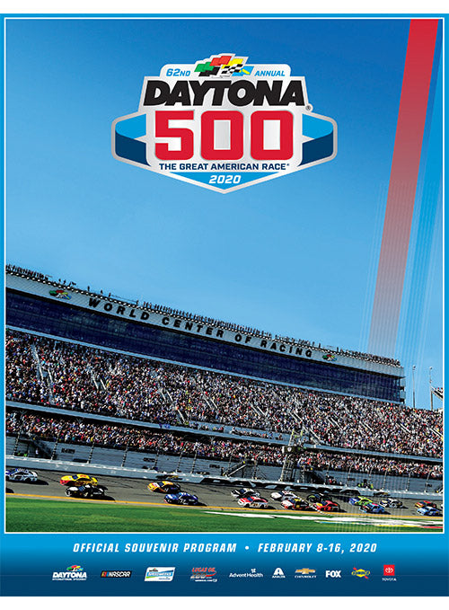 2020 DAYTONA 500 Program