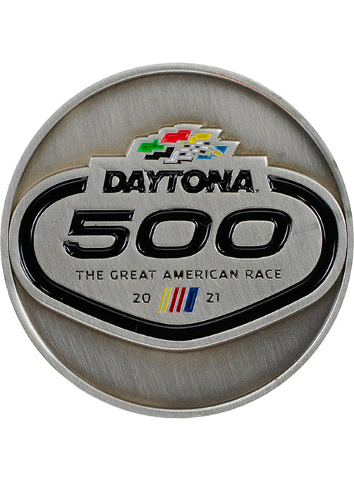 2021 DAYTONA 500 Limited Edition Coin