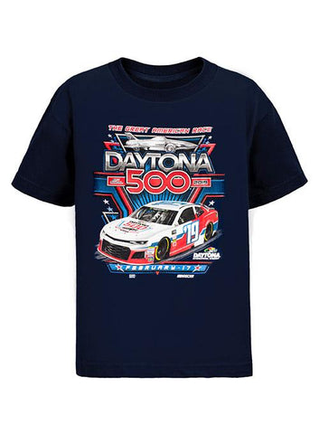 Youth 2019 Daytona 500 Past Champions T-Shirt