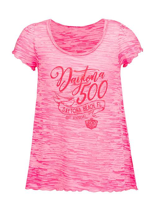 Youth Girls 2019 Daytona 500 T-Shirt