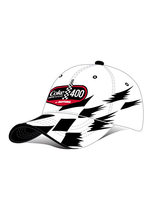 2020 Coke 400 Checkered Hat