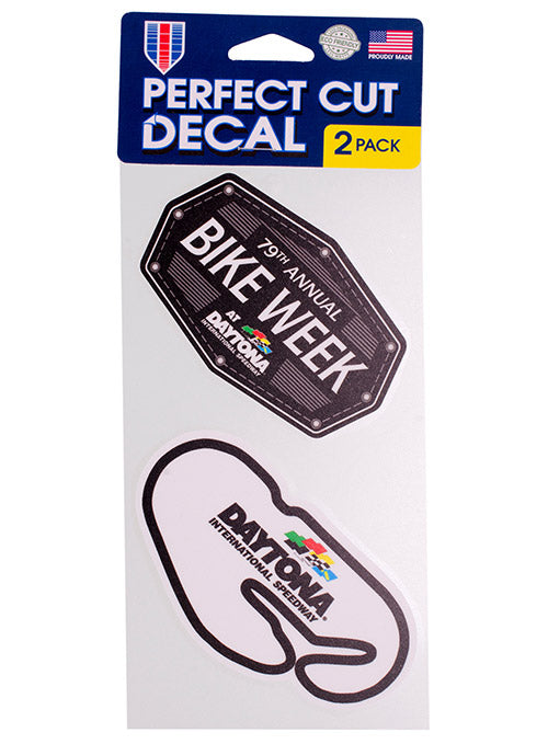 2020 Bike Week 2-Pack Decal