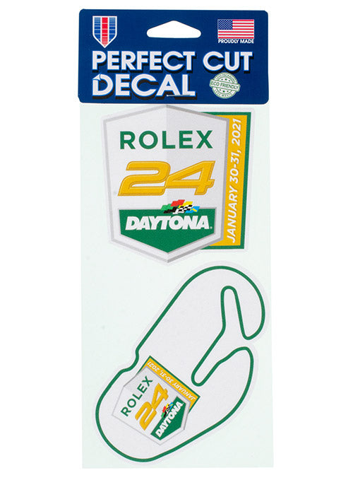 2021 Rolex 24 at Daytona 2-Pack Decal
