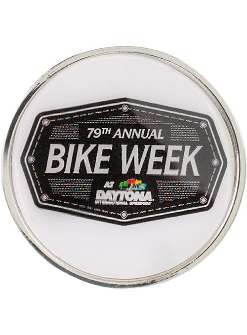 2020 Bike Week Hatpin