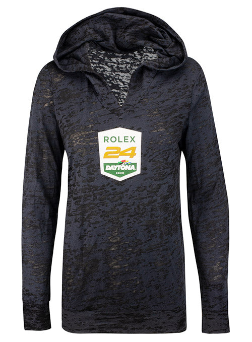 Ladies Rolex 24 Hooded Pullover