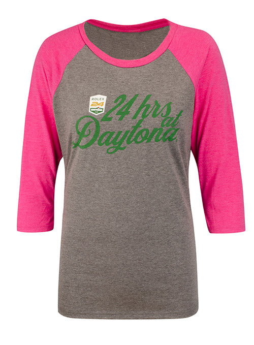 Ladies Rolex 24 3/4 Sleeve Raglan