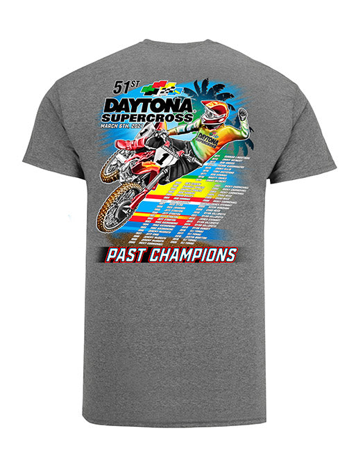 2021 Daytona Supercross Past Champions Tee
