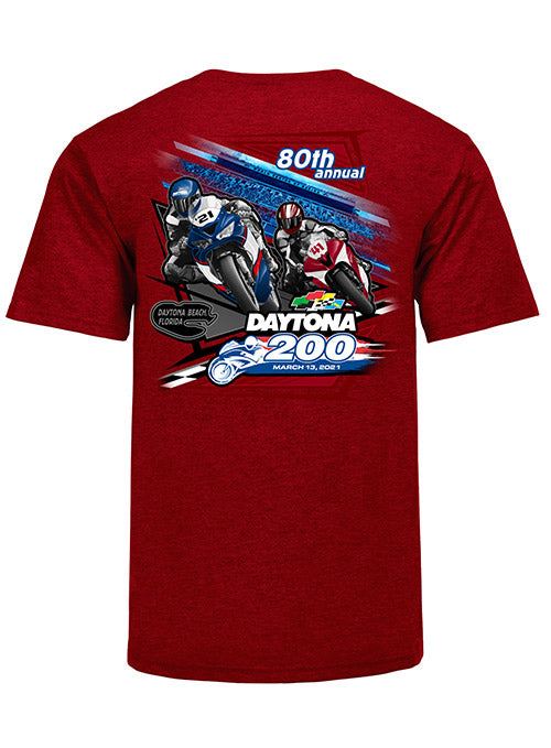 2021 Daytona 200 Event Tee