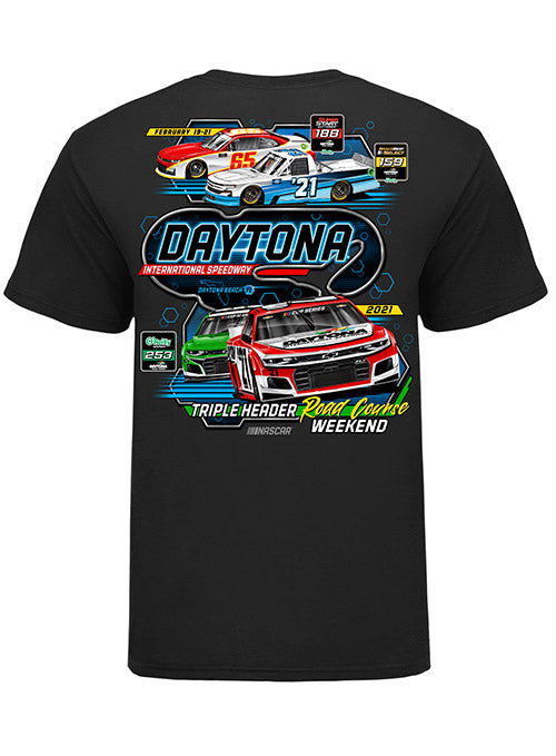 2021 Road Course Event Tee