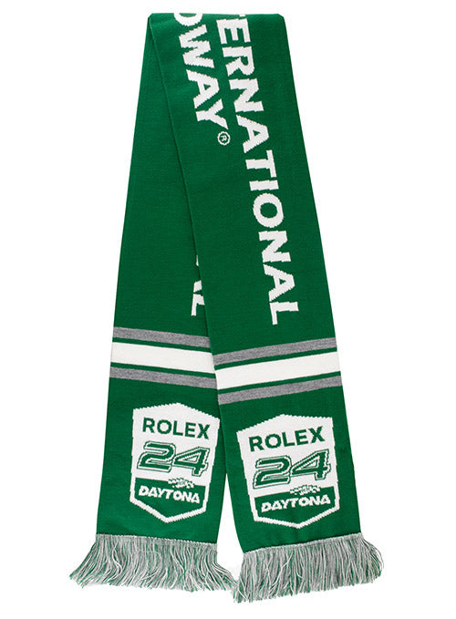 Rolex 24 at Daytona International Speedway Scarf