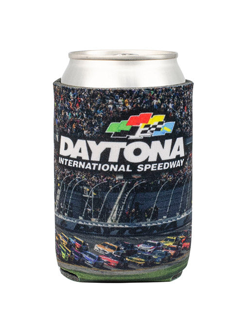 Daytona International Speedway Photo Can Cooler