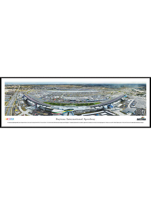 Daytona International Speedway Standard Frame Day Panoramic Photo