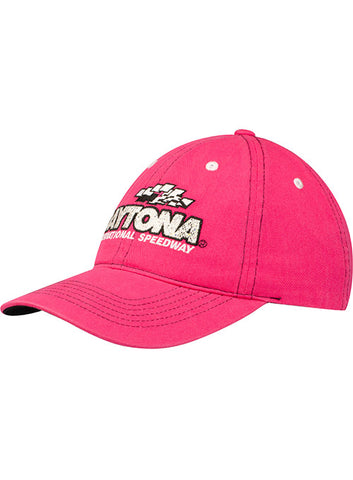 Ladies Daytona International Speedway Glitter Fireworks Hat