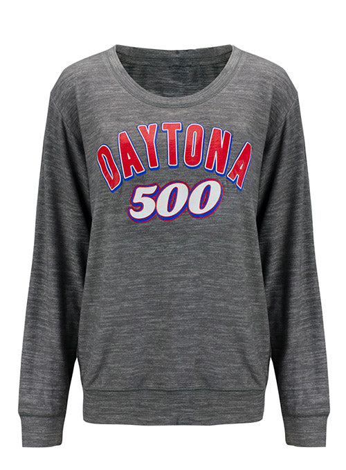 Ladies DAYTONA 500 Pullover Sweatshirt