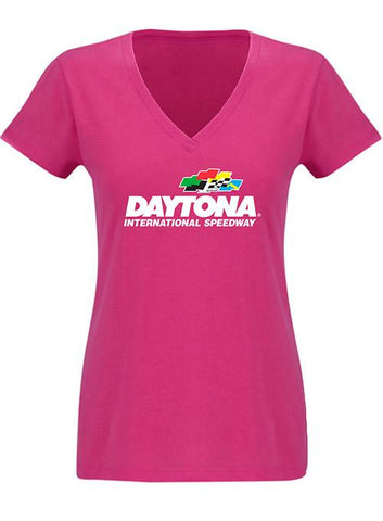 Ladies Rolex 24 V-Neck T-Shirt