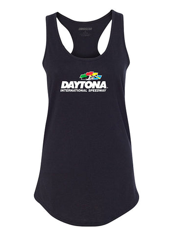 Ladies 2019 Daytona 500 Contrast Stitch T-Shirt