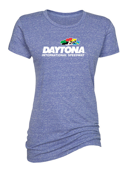 Ladies Daytona International Speedway Crew Neck T-Shirt