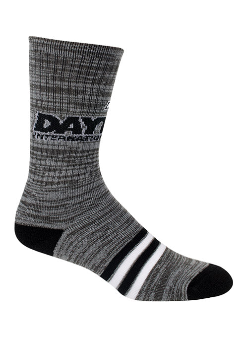 Daytona International Speedway Four Stripe Quad Socks