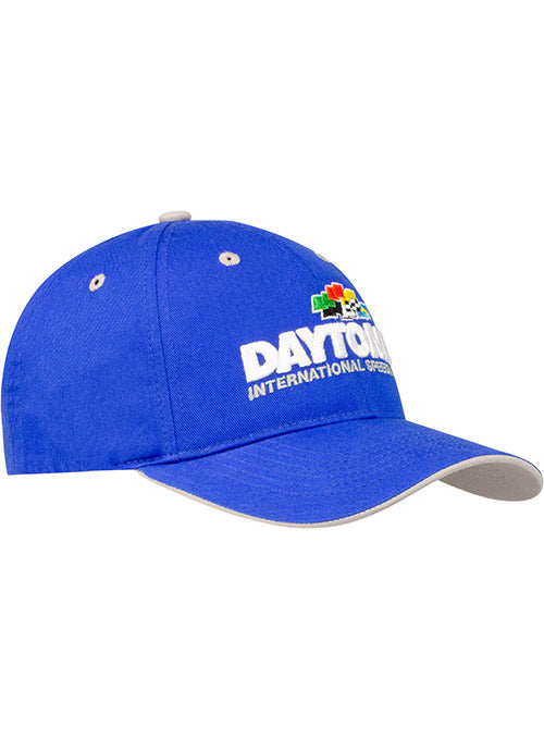 Daytona International Speedway Blue Structured Hat