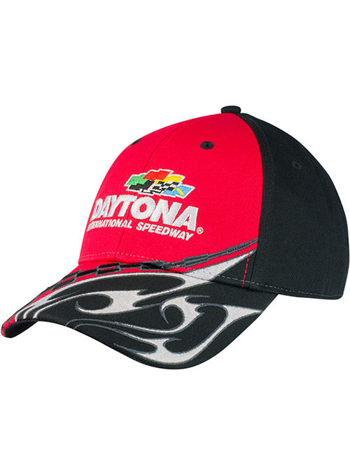 Daytona International Speedway Checkered Flame Hat