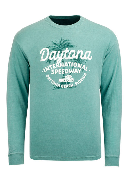Daytona International Speedway Palms Long Sleeve T-Shirt