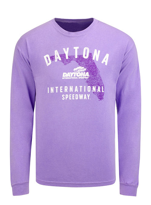 Daytona International Speedway Sunshine State Long Sleeve T-Shirt