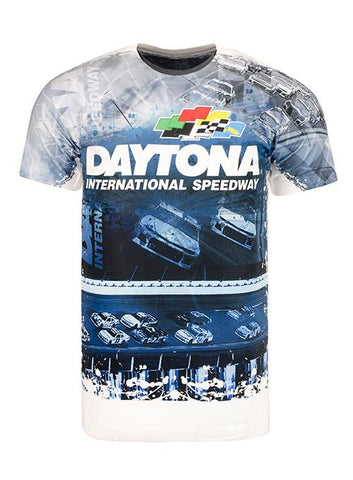 Daytona International Speedway Vintage Car T-Shirt